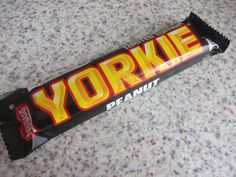 Peanut Yorkie Bar (limited edition) - Milk chocolate Yorkie with roasted peanuts