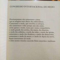 Carlos Drummond de Andrade - Sentimento do Mundo