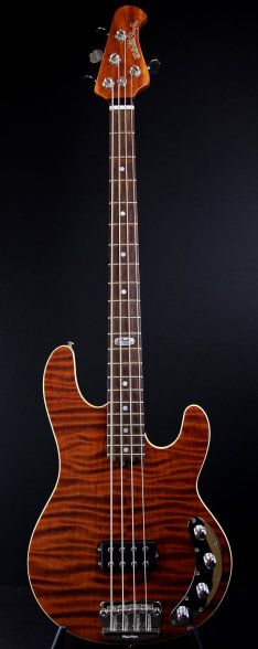 Music Man Stingray Bass Redwood BFR  Please excuse me while I drool.
