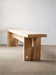 70 Urban Rustic Futniture Designs for Your Apartment – Futurist Architecture Timber Furniture, Bench Furniture, Woodworking Furniture, Furniture Plans, Outdoor Furniture, Woodworking Skills, Diy Woodworking, Rustic Furniture, Easy Wood Projects