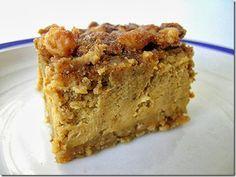 Ultra easy and quick dessert recipes for Peanut Butter Fudge, Pumpkin Cheesecake, Lemon Pie, Fudge Pie. Who said decadent homemade desserts had to be difficult? Sugar Pumpkin, Pumpkin Dessert, Pumpkin Cheesecake, Cheesecake Recipes, Cheesecake Bars, Canned Pumpkin, Pumpkin Pumpkin, Pumpkin Spice, Quick Dessert Recipes