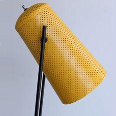Ben Seibel table lamp, c. 1950s.