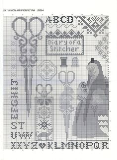Gallery.ru / Фото #108 - 107 Cross Stitching - joobee