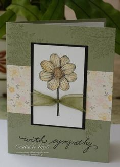 Sympathy cards by mamaws favorites
