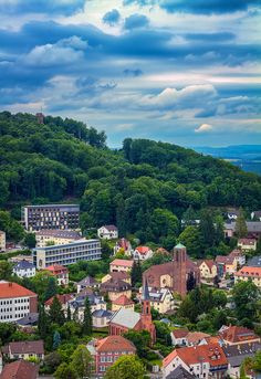 Landstuhl, Rheinland-Pfalz #InspiredBy #germany25reunified #joingermantradition