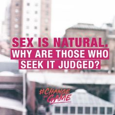 "This Week's #ChangeTheGame Examines the State of Hooking Up  / Twenty five years ago, the pop singer LaTour first declared ""People Are Still Having Sex"".  According to a new poll out by Jack'd, they still are.  / 68% of men surveyed by Jack'd reported that they use the app to hook-up. 51% said..."