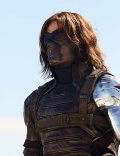 Bucky Barnes - The winter soldier