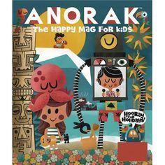 Anorak - Holidays (BEST KIDS magazine EVER!)