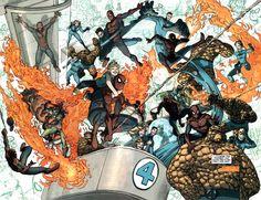 Fantastic Four ®