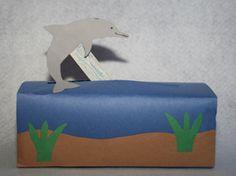 kids dolphin craft