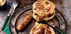 Sausage filled mielie roosterkoek with mustard sauce Braai Recipes, Yummy Recipes, Yummy Food, Easy Weekday Meals, South African Recipes, Instant Yeast, Dried Tomatoes, International Recipes, Cooking Classes