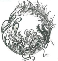 Doodles 'N' Tangles