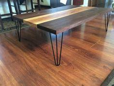 Tavolino industriale di naturestouch1 su Etsy