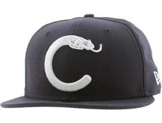 CROOKS & CASTLES x NEW ERA「Snake」59Fifty Fitted Baseball Cap