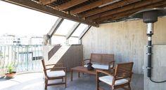 Accommodations in Israel,YirmiyahuBen Yehuda 2BR Duplex 20