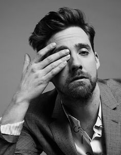 Ricky Wilson by Rachel Smith Ricky Wilson, Julian Wilson, Richard Wilson, Beautiful Celebrities, Beautiful Men, Kaiser Chiefs, Rachel Smith, Moment Of Silence, Look At You