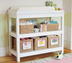 Kendall Classic Changing Table #pbkids