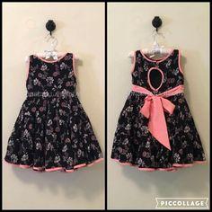 For my kid Girls Frock Design, Baby Dress Design, Kids Dress Wear, Kids Gown, Baby Frocks Designs, Kids Frocks Design, Frocks For Girls, Little Girl Dresses, Kids Ethnic Wear