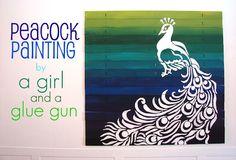 So pretty! Love the idea.   {a girl and a glue gun}