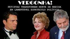 VERGONHOSO! Morte de Marisa é transformada em Espetáculo Político e PALA...