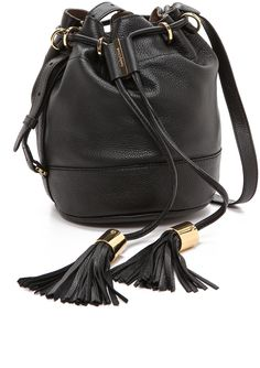 See by Chloe Vicki Small Bucket Bag with Cross Body Strap