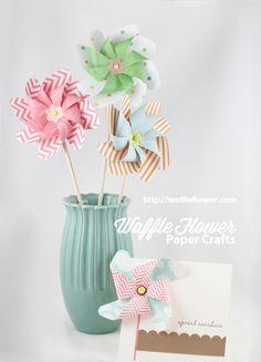 pinwheel flowers