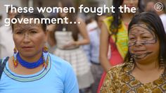 How these Women are saving the Amazon