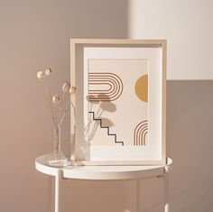 Minimal Abstract Geometric Shapes Printable Wall Art. Art print with minimal elements make a subtle statement,these art pieces embrace simplicity and empty space, bringing minimalism to the art world.Ideal for Gifting or Put them up on your Bedroom,Living Room or Office and make a Minimalist Statement.