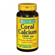Calcio coral plus 1000 mg · 60 cápsulas