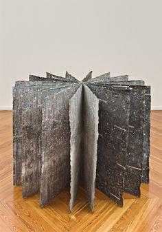 // Anselm Kiefer Untitled (Constellation Book), 2004