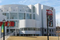 The High Museum on Peachtree