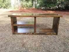items similar to rustic boot bench with shoe rack and boot storage cubby bench entryway shoe organizer on etsy