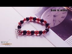 Welcome to my channel ❤️ On this channel you can find understandable tutorials on making beautiful beaded brooches, bracelets, necklaces, earrings, ha. Making Bracelets With Beads, Loom Bracelets, Jewelry Kits, Beaded Jewelry, Make Your Own Jewelry, Jewelry Making, Beadwork, Beading, Beaded Brooch