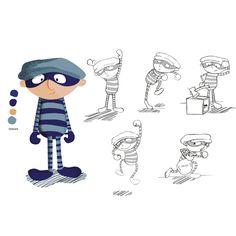 Daft Burglar