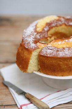 עוגת תפוזים קלאסית - נשואה למאפייה