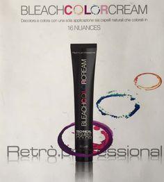 #Pastelhair #rainbowhair #mermaidhair  Bleach Color Cream decolora y da color en una sóla aplicación sobre cabellos naturales o tintados. http://www.lapeluencasa.com/productos-peluqueria-oferta-2