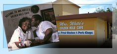 Mrs. White's Golden Rule Cafe, 808 E. Jefferson, Phoenix, AZ | Southern Home-Style Cooking | All Meals $13