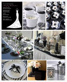 A beautiful dinner idea to ask the bridal party to be in the wedding! Such an exciting way to ask them!