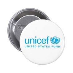 Unicef United States Fund Button