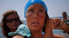 62 yr old woman attempts to swim from Cuba to Florida