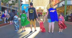 Babyology's survival guide to Queensland theme parks with kids #Attra, #Australia, #Family, #Holidays, #Kids, #Queensland