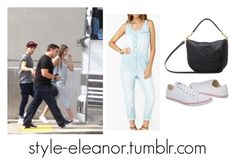 """Eleanor and Louis in Las Vegas"" by iloveeleanorcalder ❤ liked on Polyvore featuring Converse, Mulberry, eleanor, eleanorcalder, eleanorcalderstyle and Eleanorstyle"