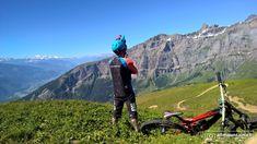Mountainbike Blog - allmountain.ch - Touren, GPS Tracks und mehr Weekender, Bad Ragaz, Mount Everest, Mountains, Nature, Blog, Travel, Arosa, Flims