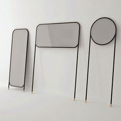 Variant shape of La Mamba mirror