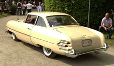 1953 Hudson Italia Prototype