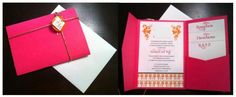 DIY pocketfolds how to (lots of effort but costs less than half!) | Weddingbee Photo Gallery