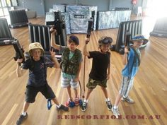 Redscorpion provide fully supervised army themed party for kids and adults in Brisbane. For more info visit: http://www.redscorpion.com.au/content/