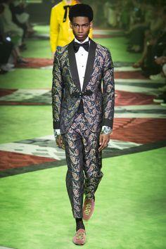 Défilé Gucci Printemps-été 2017 25