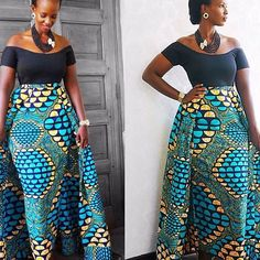 latest african print ankara skirt styles for slay queens, classy ankara skirt styles, unique ankara skirt styles with flare African Dresses For Women, African Print Dresses, African Attire, African Wear, African Women, African Prints, African Style, African Fashion Designers, African Fashion Ankara