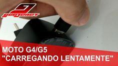Moto G4 ou G5 Carregando Lentamente - Como resolver e ativar o Turbo Power